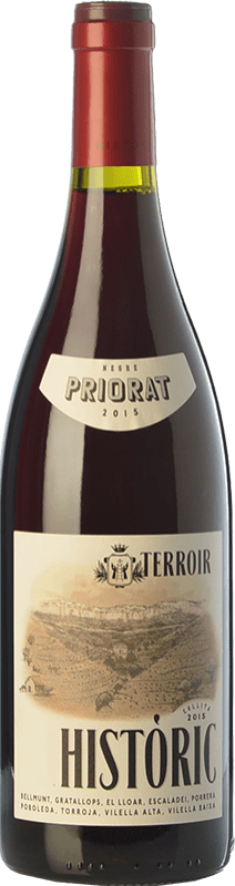 19,95 € Envoi gratuit   Vin rouge Terroir al Límit Històric Negre Joven D.O.Ca. Priorat Catalogne Espagne Grenache, Carignan Bouteille 75 cl