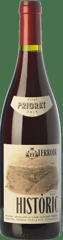 19,95 € Envío gratis   Vino tinto Terroir al Límit Històric Negre Joven D.O.Ca. Priorat Cataluña España Garnacha, Cariñena Botella 75 cl