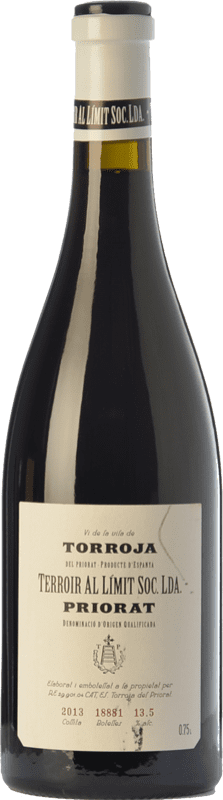 28,95 € Free Shipping | Red wine Terroir al Límit Vi de la Vila de Torroja Reserva D.O.Ca. Priorat Catalonia Spain Grenache, Carignan Bottle 75 cl
