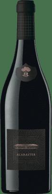 73,95 € Free Shipping | Red wine Teso La Monja Alabaster Crianza D.O. Toro Castilla y León Spain Tinta de Toro Half Bottle 37 cl