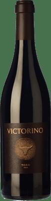 189,95 € Free Shipping | Red wine Teso La Monja Victorino Crianza D.O. Toro Castilla y León Spain Tinta de Toro Jéroboam Bottle-Double Magnum 3 L