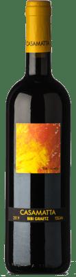 9,95 € Envoi gratuit   Vin rouge Bibi Graetz Casamatta Rosso I.G.T. Toscana Toscane Italie Sangiovese Bouteille 75 cl