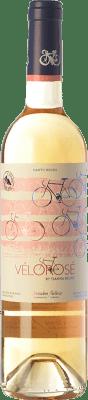14,95 € Kostenloser Versand | Rosé-Wein Tianna Negre Vélorosé D.O. Binissalem Balearen Spanien Mantonegro Flasche 75 cl