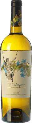 11,95 € Free Shipping | White wine Tianna Negre Ses Nines El Columpio Blanc D.O. Binissalem Balearic Islands Spain Muscatel, Chardonnay, Sauvignon White, Premsal, Giró Ros Bottle 75 cl