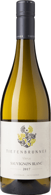12,95 € Free Shipping | White wine Tiefenbrunner D.O.C. Alto Adige Trentino-Alto Adige Italy Sauvignon Bottle 75 cl