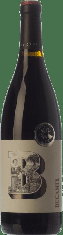 18,95 € Free Shipping   Red wine Tierras de Orgaz Bucamel Crianza I.G.P. Vino de la Tierra de Castilla Castilla la Mancha Spain Tempranillo Bottle 75 cl