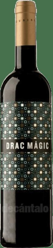 8,95 € Free Shipping | Red wine Tomàs Cusiné Drac Màgic Joven D.O. Costers del Segre Catalonia Spain Tempranillo, Merlot, Grenache, Cabernet Sauvignon, Carignan Bottle 75 cl