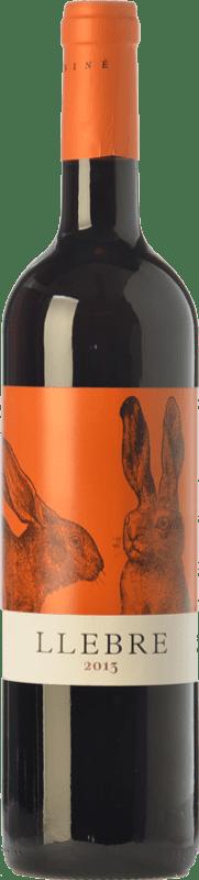 19,95 € Free Shipping | Red wine Tomàs Cusiné Llebre Joven D.O. Costers del Segre Catalonia Spain Tempranillo, Merlot, Syrah, Grenache, Cabernet Sauvignon, Carignan Magnum Bottle 1,5 L