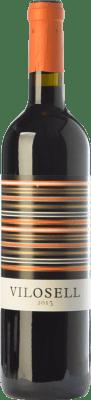 25,95 € Free Shipping | Red wine Tomàs Cusiné Vilosell Joven D.O. Costers del Segre Catalonia Spain Tempranillo, Merlot, Syrah, Grenache, Cabernet Sauvignon Magnum Bottle 1,5 L