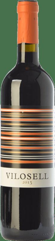 25,95 € Envío gratis   Vino tinto Tomàs Cusiné Vilosell Joven D.O. Costers del Segre Cataluña España Tempranillo, Merlot, Syrah, Garnacha, Cabernet Sauvignon Botella Mágnum 1,5 L