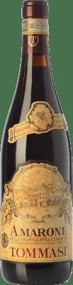 56,95 € Free Shipping | Red wine Tommasi Classico D.O.C.G. Amarone della Valpolicella Veneto Italy Corvina, Rondinella, Corvinone, Oseleta Bottle 75 cl