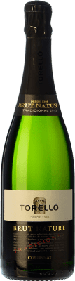 29,95 € Free Shipping | White sparkling Torelló Brut Nature Gran Reserva 2011 D.O. Cava Catalonia Spain Macabeo, Xarel·lo, Parellada Magnum Bottle 1,5 L. | Thousands of wine lovers trust us to get the best price guarantee, free shipping always and hassle-free shopping and returns.