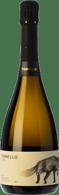 19,95 € Kostenloser Versand | Weißer Sekt Torelló Finca Can Martí Brut Gran Reserva D.O. Cava Katalonien Spanien Macabeo, Xarel·lo, Chardonnay, Parellada Flasche 75 cl