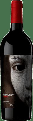 14,95 € Free Shipping | Red wine Torelló Raimonda Reserva D.O. Penedès Catalonia Spain Tempranillo, Merlot, Cabernet Sauvignon Bottle 75 cl