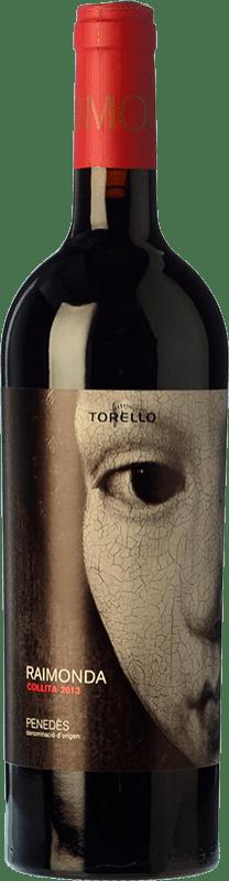14,95 € Free Shipping | Red wine Torelló Raimonda Reserva D.O. Penedès Catalonia Spain Tempranillo, Merlot, Cabernet Sauvignon Magnum Bottle 1,5 L