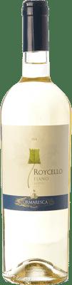 9,95 € Envoi gratuit   Vin blanc Tormaresca Roycello I.G.T. Salento Campanie Italie Fiano Bouteille 75 cl