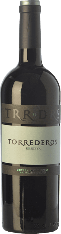 16,95 € Free Shipping   Red wine Torrederos Reserva D.O. Ribera del Duero Castilla y León Spain Tempranillo Bottle 75 cl