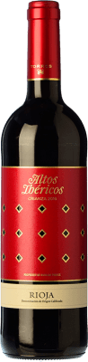 9,95 € Free Shipping | Red wine Torres Altos Ibéricos Crianza D.O.Ca. Rioja The Rioja Spain Tempranillo Bottle 75 cl