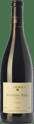 146,95 € Free Shipping   Red wine Torres Real Reserva 2011 D.O. Penedès Catalonia Spain Merlot, Cabernet Sauvignon, Cabernet Franc Bottle 75 cl