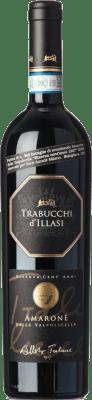 97,95 € Free Shipping | Red wine Trabucchi Riserva Cent'Anni Reserva 2006 D.O.C.G. Amarone della Valpolicella Veneto Italy Corvina, Rondinella, Corvinone, Oseleta Bottle 75 cl