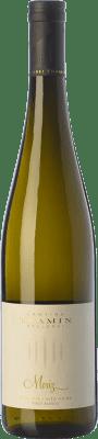 17,95 € Free Shipping | White wine Tramin Pinot Bianco Moriz D.O.C. Alto Adige Trentino-Alto Adige Italy Pinot White Bottle 75 cl