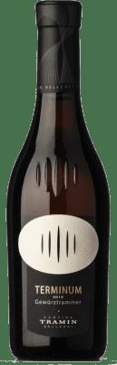 57,95 € Free Shipping | Sweet wine Tramin V.T. Terminum D.O.C. Alto Adige Trentino-Alto Adige Italy Gewürztraminer Half Bottle 37 cl