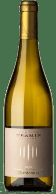13,95 € Free Shipping | White wine Tramin D.O.C. Alto Adige Trentino-Alto Adige Italy Chardonnay Bottle 75 cl