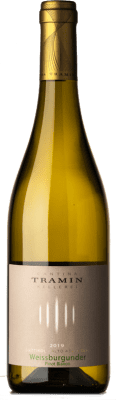 13,95 € Free Shipping | White wine Tramin Pinot Bianco D.O.C. Alto Adige Trentino-Alto Adige Italy Pinot White Bottle 75 cl