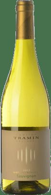 13,95 € Free Shipping | White wine Tramin D.O.C. Alto Adige Trentino-Alto Adige Italy Sauvignon Bottle 75 cl
