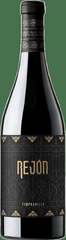 41,95 € Envío gratis | Vino tinto Tritón Rejón Reserva I.G.P. Vino de la Tierra de Castilla y León Castilla y León España Tempranillo Botella 75 cl