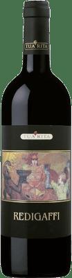 229,95 € Free Shipping | Red wine Tua Rita Redigaffi I.G.T. Toscana Tuscany Italy Merlot Bottle 75 cl
