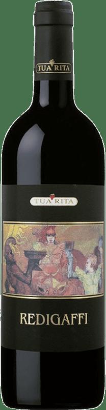 224,95 € Envío gratis   Vino tinto Tua Rita Redigaffi I.G.T. Toscana Toscana Italia Merlot Botella 75 cl