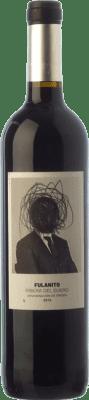 8,95 € Envío gratis   Vino tinto Uvas de Cuvée Fulanito Joven D.O. Ribera del Duero Castilla y León España Tempranillo, Merlot, Cabernet Sauvignon Botella 75 cl