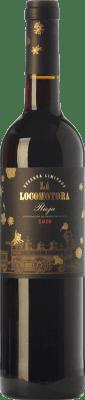 16,95 € Envoi gratuit | Vin rouge Uvas Felices La Locomotora Reserva D.O.Ca. Rioja La Rioja Espagne Tempranillo Bouteille 75 cl