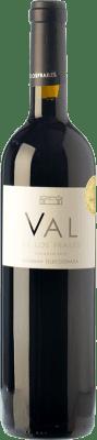 11,95 € Free Shipping | Red wine Valdelosfrailes Vendimia Seleccionada Crianza 2005 D.O. Cigales Castilla y León Spain Tempranillo Bottle 75 cl