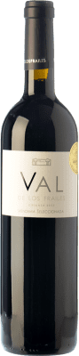 9,95 € Envoi gratuit | Vin rouge Valdelosfrailes Vendimia Seleccionada Crianza D.O. Cigales Castille et Leon Espagne Tempranillo Bouteille 75 cl