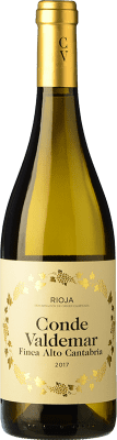 11,95 € Envoi gratuit | Vin blanc Valdemar Conde de Valdemar Finca Alto Cantabria Crianza D.O.Ca. Rioja La Rioja Espagne Viura Bouteille 75 cl