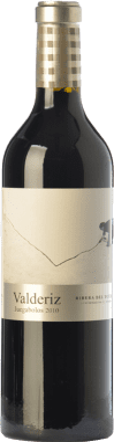 28,95 € Free Shipping | Red wine Valderiz Juegabolos Reserva D.O. Ribera del Duero Castilla y León Spain Tempranillo Bottle 75 cl