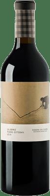 69,95 € Free Shipping | Red wine Valderiz Tomás Esteban Crianza 2009 D.O. Ribera del Duero Castilla y León Spain Tempranillo Bottle 75 cl