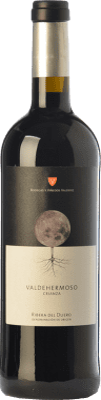 13,95 € Free Shipping | Red wine Valderiz Valdehermoso Crianza D.O. Ribera del Duero Castilla y León Spain Tempranillo Bottle 75 cl