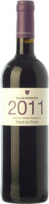 7,95 € Free Shipping | Red wine Valderiz Valdehermoso Joven D.O. Ribera del Duero Castilla y León Spain Tempranillo Bottle 75 cl