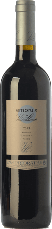 17,95 € Free Shipping | Red wine Vall Llach Embruix Crianza D.O.Ca. Priorat Catalonia Spain Merlot, Syrah, Grenache, Cabernet Sauvignon, Carignan Bottle 75 cl