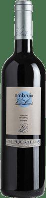 45,95 € Free Shipping | Red wine Vall Llach Embruix Crianza D.O.Ca. Priorat Catalonia Spain Merlot, Syrah, Grenache, Cabernet Sauvignon, Carignan Magnum Bottle 1,5 L