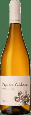 12,95 € 免费送货 | 白酒 Valtuille Pago de Valdoneje D.O. Bierzo 卡斯蒂利亚莱昂 西班牙 Godello 瓶子 75 cl | 成千上万的葡萄酒爱好者信赖我们,保证最优惠的价格,免费送货,购买和退货,没有复杂性.