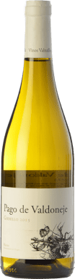 12,95 € Kostenloser Versand | Weißwein Valtuille Pago de Valdoneje D.O. Bierzo Kastilien und León Spanien Godello Flasche 75 cl | Tausende von Weinliebhabern vertrauen darauf, dass wir eine Garantie des besten Preises, stets versandkostenfrei, und Kauf und Rückgabe ohne Komplikationen liefern.