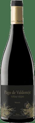 17,95 € Free Shipping | Red wine Valtuille Pago de Valdoneje Viñas Viejas Crianza D.O. Bierzo Castilla y León Spain Mencía Bottle 75 cl