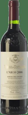 361,95 € Free Shipping | Red wine Vega Sicilia Único Gran Reserva 2006 D.O. Ribera del Duero Castilla y León Spain Tempranillo, Cabernet Sauvignon Bottle 75 cl