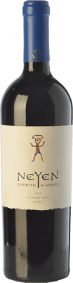 61,95 € Free Shipping | Red wine Veramonte Neyen The Blend Crianza I.G. Valle de Colchagua Colchagua Valley Chile Cabernet Sauvignon, Carmenère Bottle 75 cl