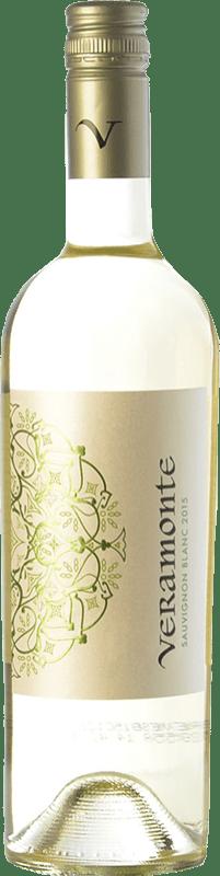 8,95 € Envío gratis   Vino blanco Veramonte I.G. Valle de Casablanca Valle de Casablanca Chile Sauvignon Blanca Botella 75 cl