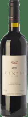 15,95 € Free Shipping | Red wine Vermunver Gènesi Selecció Crianza D.O. Montsant Catalonia Spain Grenache, Carignan Bottle 75 cl